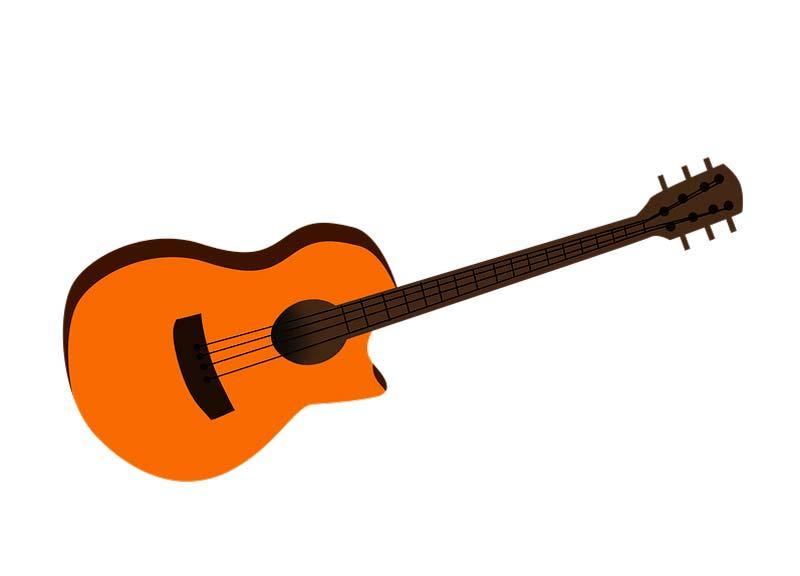 Доклад музыкальный инструмент гитара 5337