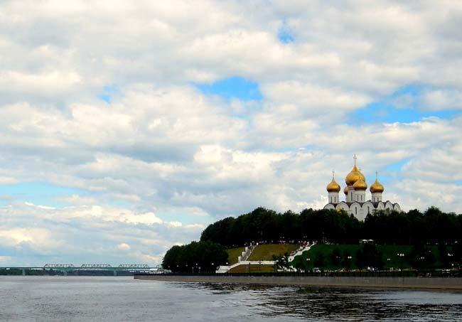 Ярославль - Золотое кольцо России